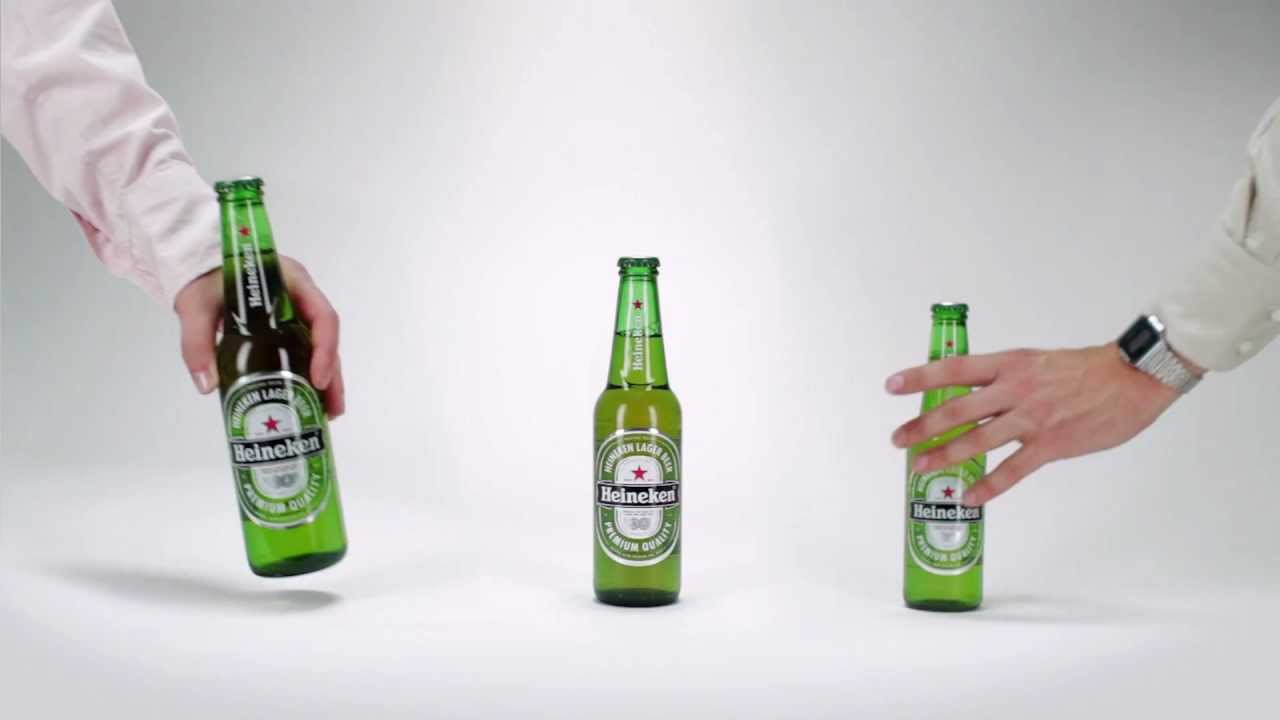 Innovation & Design // Heineken (in German)